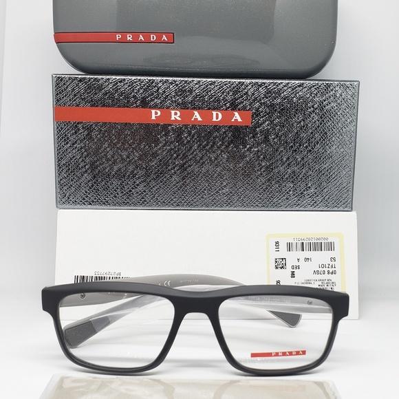 2681b571722b Prada Accessories   Sport Rubber Eyeglasses Gray Frame   Poshmark
